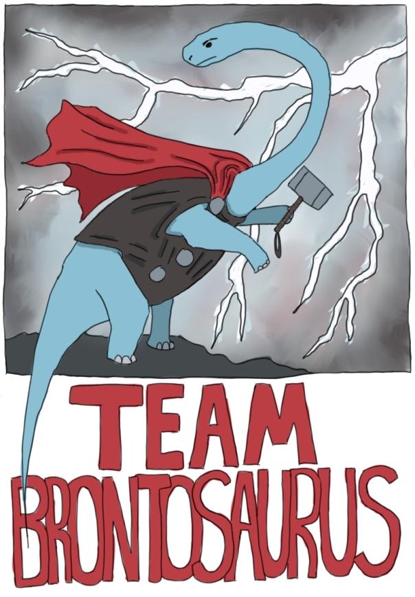 Team Brontosaurus