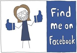 Facebook contact button