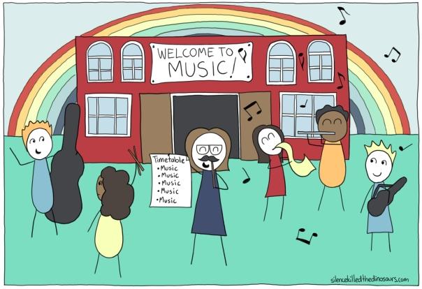 music bliss